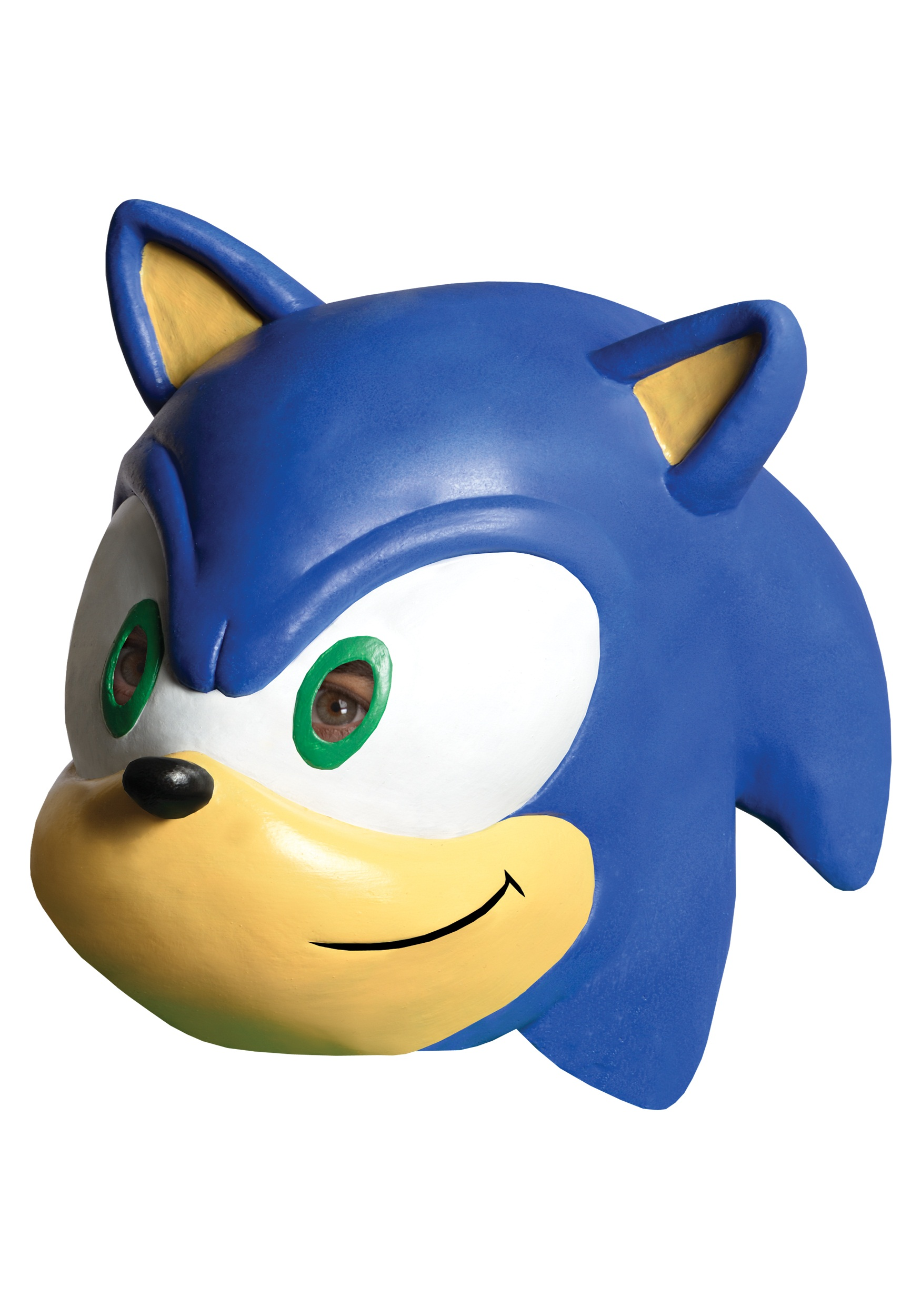 Child Sonic The Hedgehog Mask Halloween Costume Ideas 2019