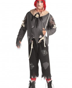Mens Gothic Ragdoll Boy Costume