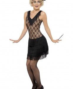 Women's All That Jazz Flapper Costume