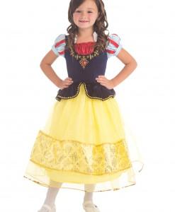 Girls Snow White Costume
