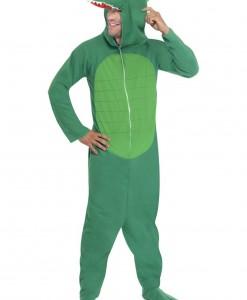 Adult Crocodile Costume