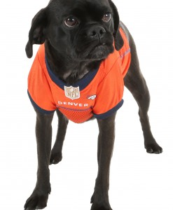 Denver Broncos Dog Mesh Jersey