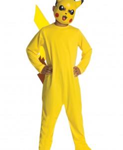 Deluxe Kids Pikachu Costume