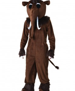 Woolly Mammoth Costume