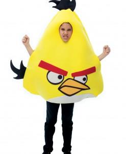 Kids Yellow Angry Bird Costume