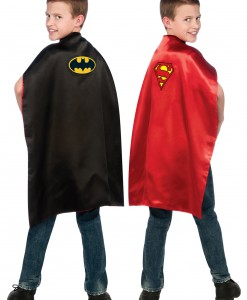 Superman/Batman Double Sided Cape