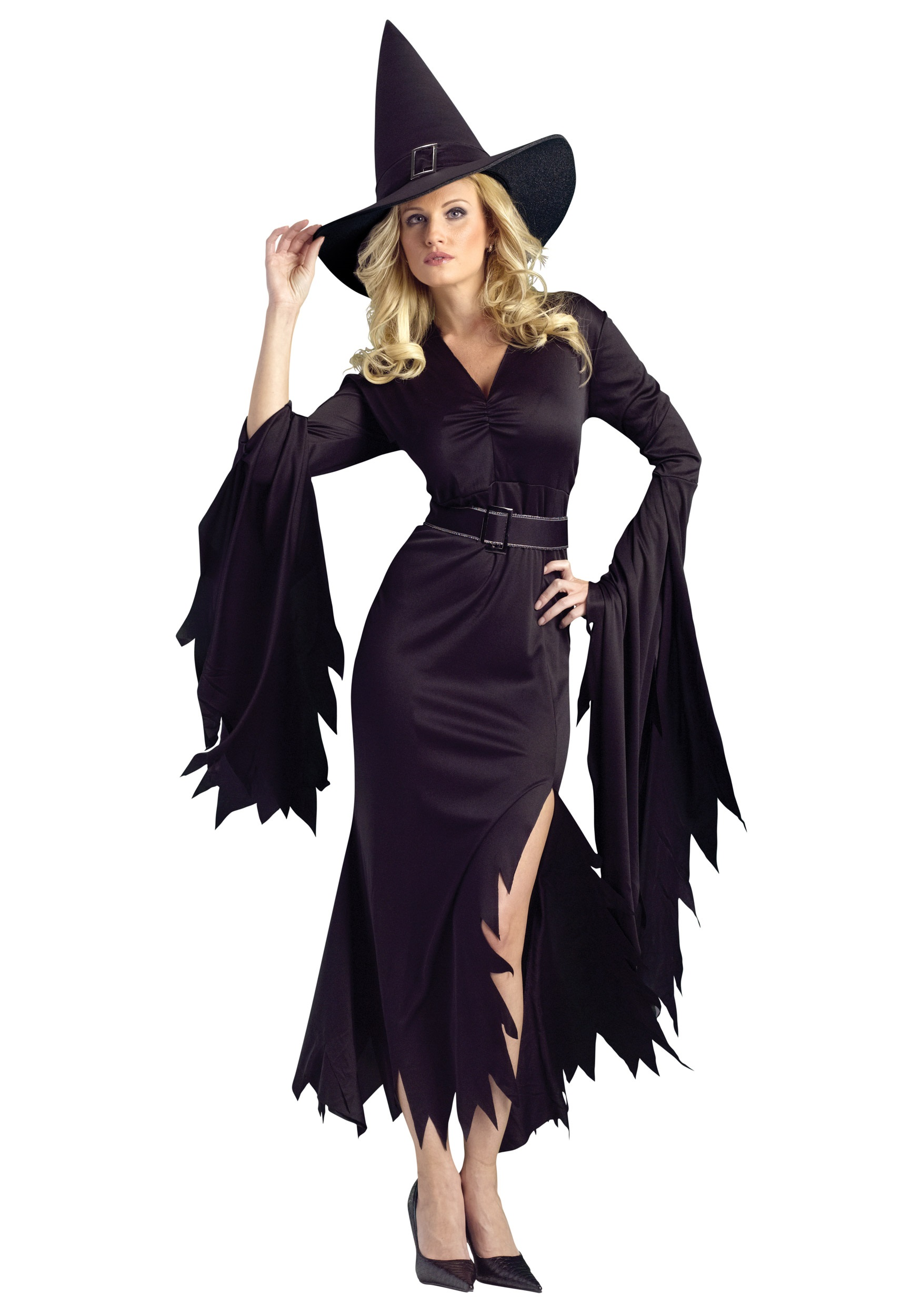 Halloween witch costumes for adults