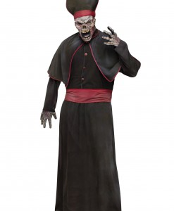 High Priest Zombie Costume