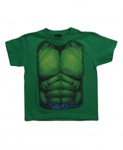 Boys Hulk Smash Costume T-Shirt