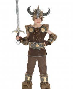 Viking Boy Costume