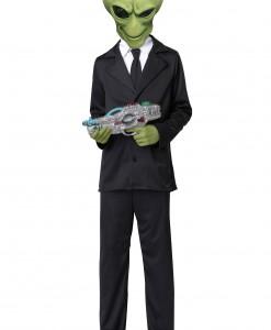 Alien Agent Costume