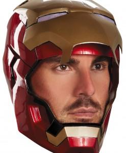 Adult Iron Man Mark 42 Helmet