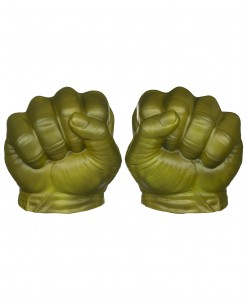Gamma Green Hulk Smash Fists