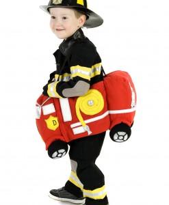 Ride in a Fire Truck Costume