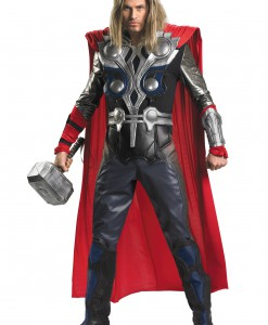 Plus Size Avengers Replica Thor Costume