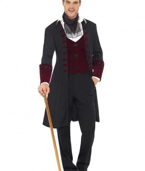 Halloween Costumes Ideas 2019 Men Men's Gothic Vampire Costume   Halloween Costume Ideas 2019