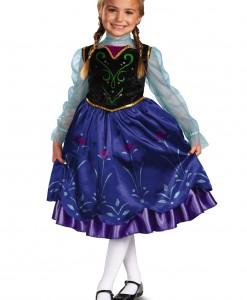 Anna Deluxe Frozen Costume