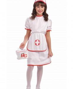 Girls' Nurse Costume