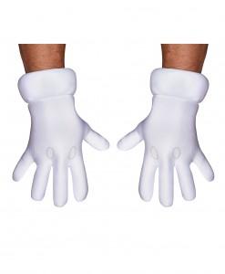 Adult Super Mario Hands