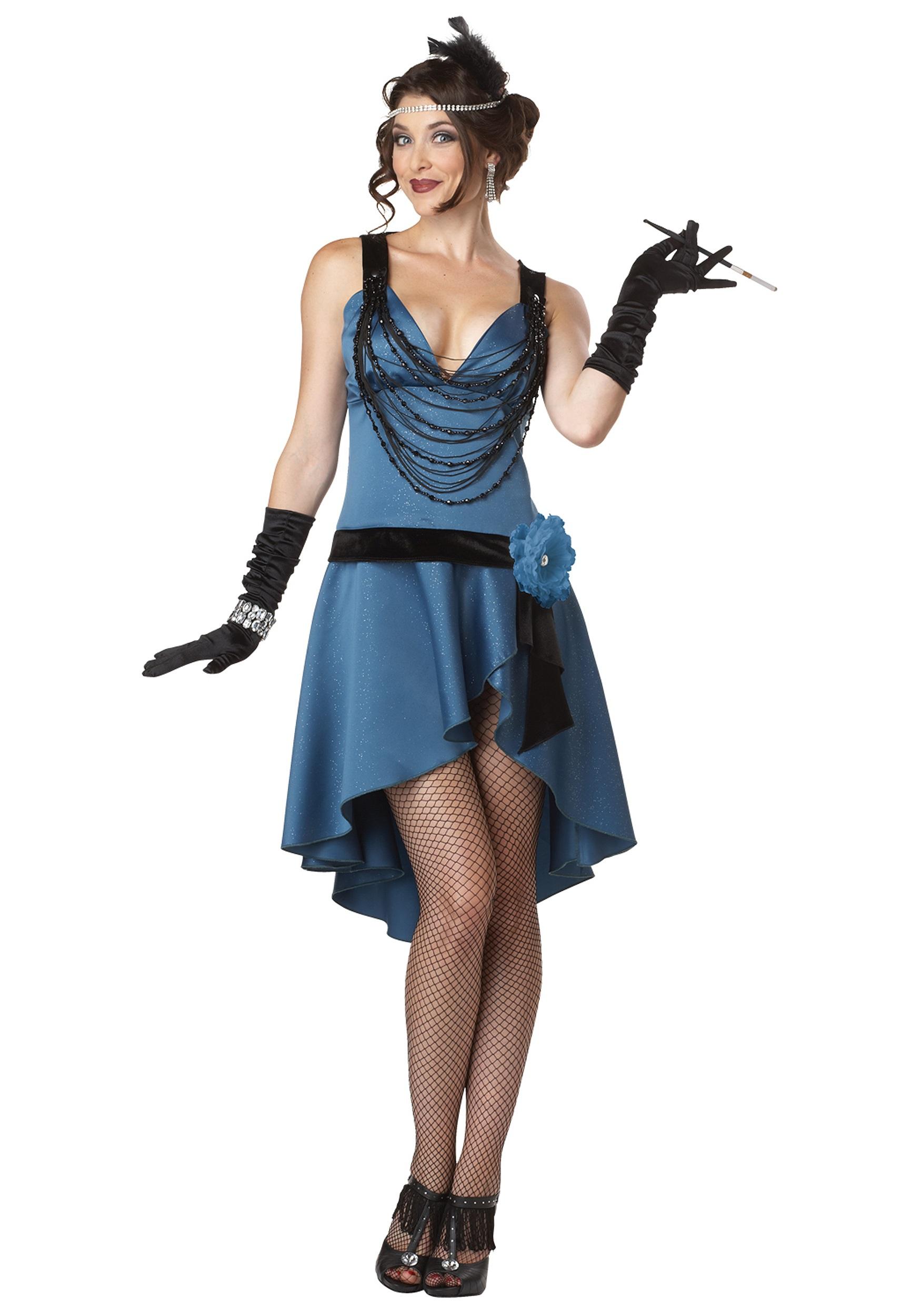 Flapper Costumes, Flapper Girl Costume