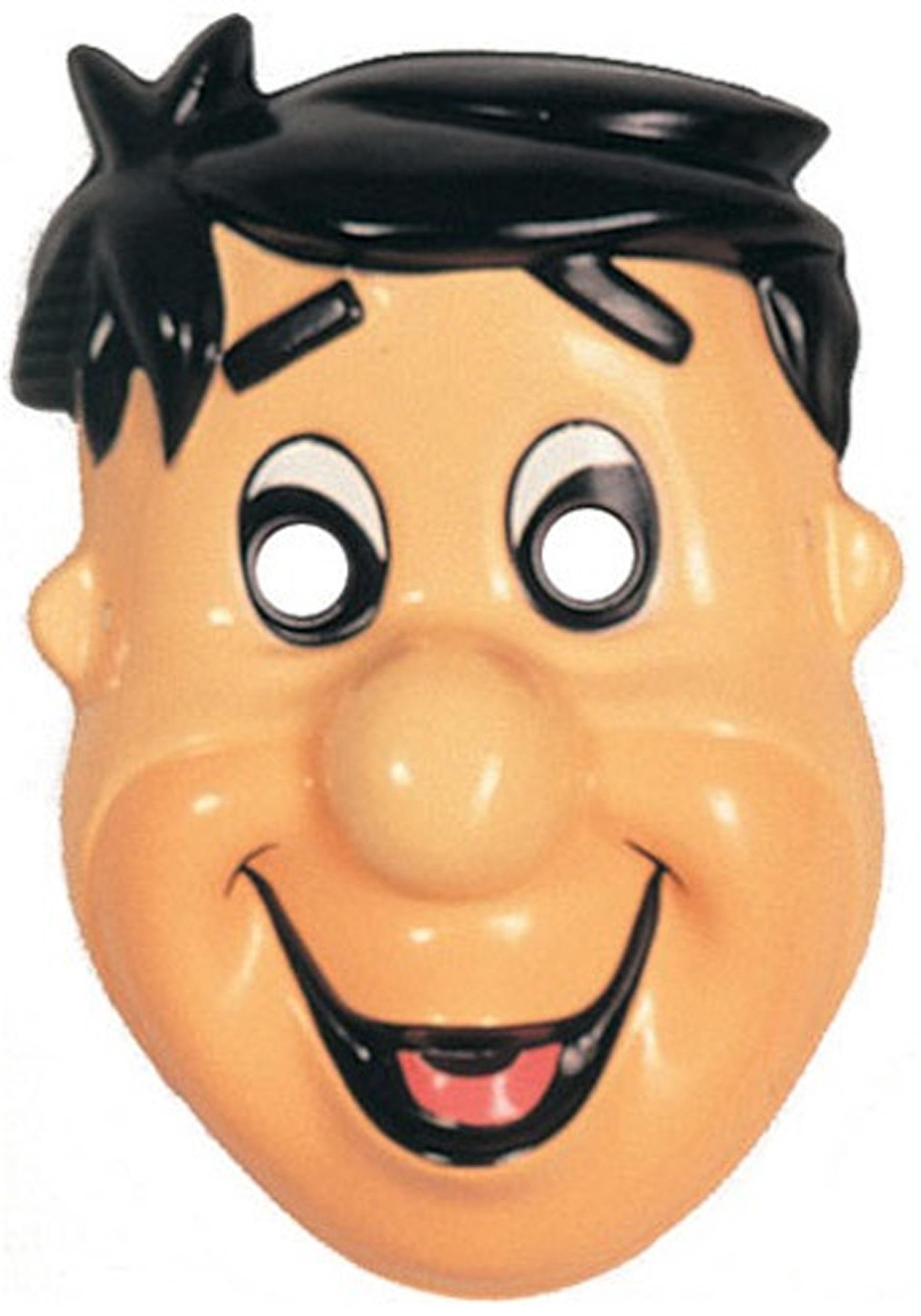 Fred Flintstone Pvc Mask