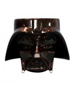 Darth Vader Ceramic Candy Bowl