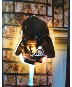 Darth Vader Porch Light Cover