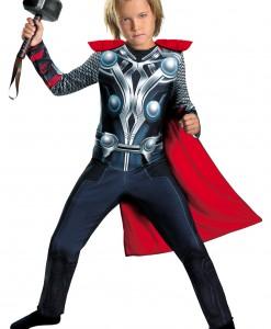 Child Avengers Thor Costume