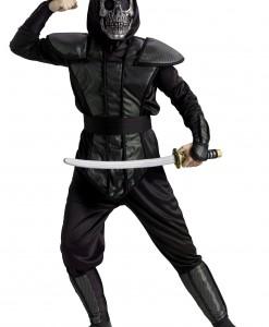 Skull Ninja Master Costume