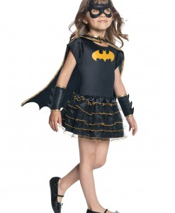Girls Batgirl Tutu Set