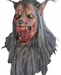 Brown Wolf Mask