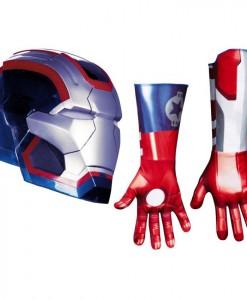 Iron Man 3 Iron Patriot Adult Accessory Kit