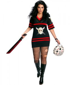 Friday The 13th - Sexy Miss Voorhees Adult Plus Costume