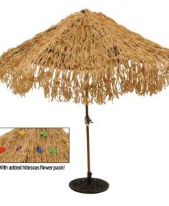 9' Umbrella Cover Natural Nylon