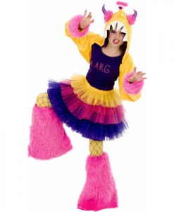 Aarg Monster Tween Costume