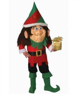 Parade Pleaser - Santa's Elf Adult Costume