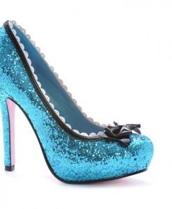 Princess (Blue) Adult Shoes