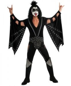KISS Demon Deluxe Adult Costume
