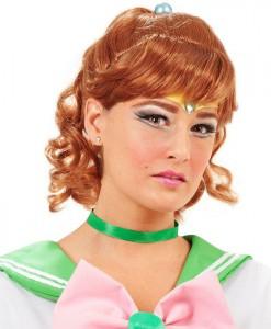 Sailor Moon Sailor Jupiter Wig Adult