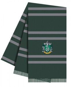 Harry Potter 'Slytherin' House Deluxe Scarf