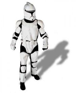 Star Wars Clone Trooper Adult Costume