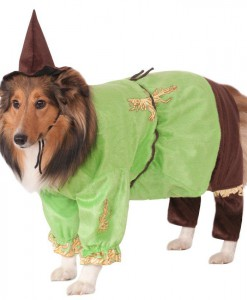 Wizard Of Oz - Scarecrow Dog Costume