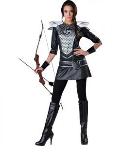 Midnight Huntress Dress - Womens Costume