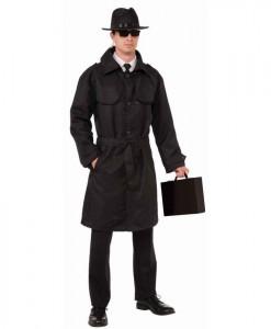 Secret Spy Trench Coat
