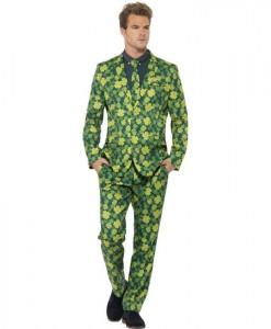 St. Patrick's Day Suit