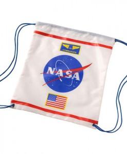 Astronaut Drawstring Backpack