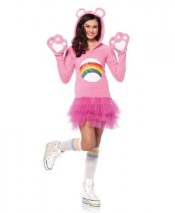 Care Bears - Cheer Bear Teen Costume