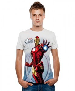 Marvel - Iron Man Digital T-Shirt