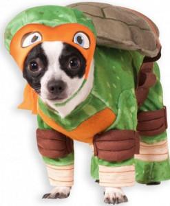 TMNT - Michelangelo Pet Costume
