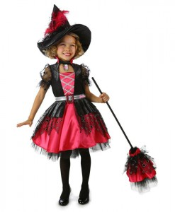 Deluxe Barbie Witch Costume
